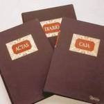 Legalización de libros de los empresarios