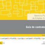 Actualización guía de contratos 2017 del SEPE