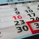 Cambio en los plazos de presentación de los modelos 171, 184, 345 y 347